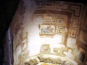 Ceiling in Domus Aurea